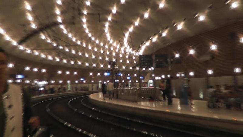 Вокзал Станция в Монако