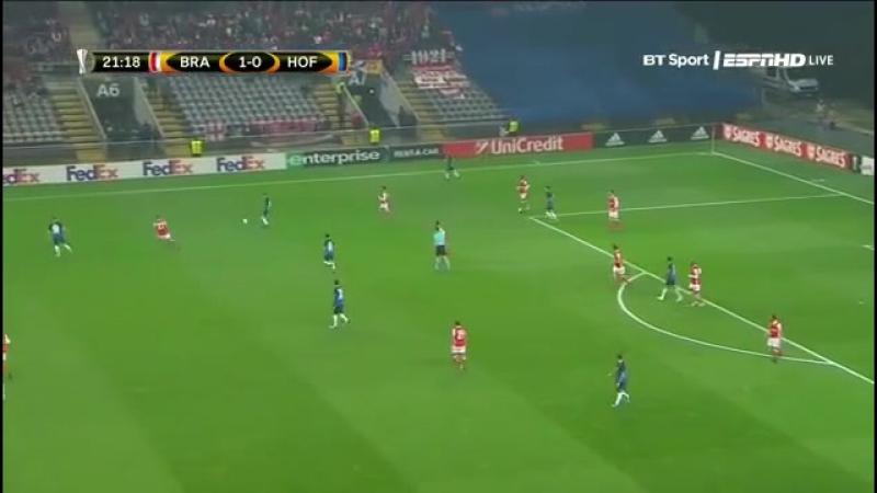 Sporting Braga - Hoffenheim