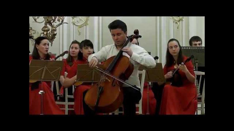 Dmitriy Satushev / Дмитрий Сатушев - Vocalise by S. Rachmaninov op. 34, 14