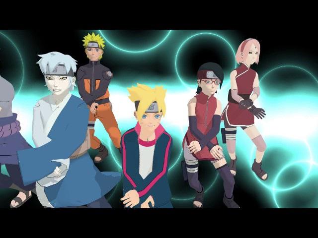 MMD Naruto Drop it dl