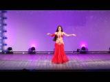 Tamara Ershova. Gala show ''Star of the East'' in Krasnoyarsk, Siberia. 8.04.2016