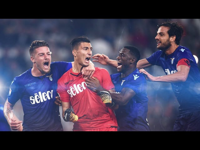 Juventus vs Lazio 1-2 14 Ottobre 2017 - HD