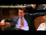 Chandler Comments That Ross Is Whipped Or Wah-Pah - Friends S04E20