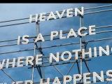 Talking Heads -  Heaven (lyrics on clip)