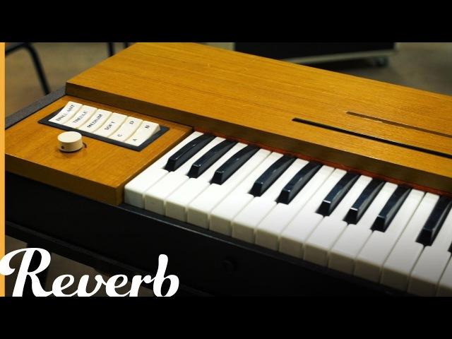 Hohner Clavinet D6 | Reverb Demo Video