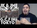 JUNGKOOK JIMIN G.C.F in Tokyo Reaction