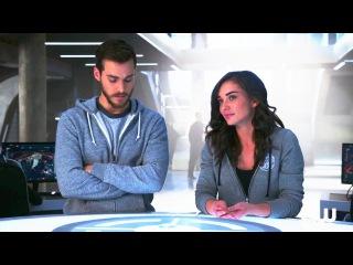 "Supergirl 3x09 Inside ""Reign"" - Season 3 Episode 9 HD"
