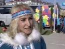 XIX Всемирный фестиваль молодежи и студентов. В Сочи прибывают первые участники фестиваля (сюжет программы Вести )