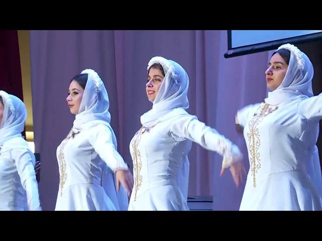 Armenian girls dance | Harsi par | AniArmenia