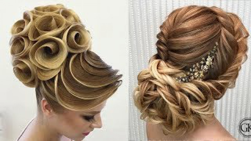 Top 20 Amazing Hair Transformations | Professional Hairstyles by Cat Georgiy