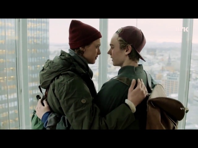 Isak Even SKAM 3x08 720 (отрывок The Weeknd – High For This )