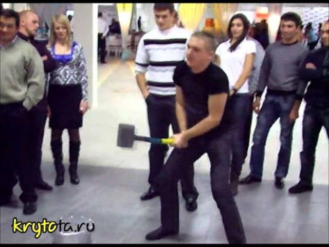 Силомер Молотобоец в аренду от Крутоты