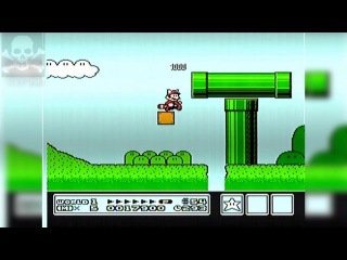 [Famiclone-PAL]Super Mario Bros 3 - Gameplay
