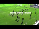 4 Methods to Get Out of Tight Space In Soccer 3v2 1 Small Sided Game