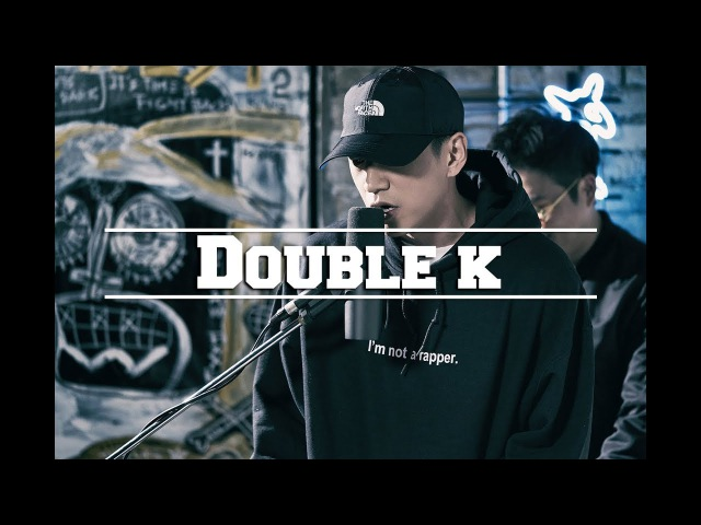 [BLAC·K x MICSWAGGER III] 15 Double K (더블케이)