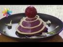 Десерт ПИРАМИДА с ягодной глазурью от Динары Касько – Все буде добре. Выпуск 1045 от 03.07.17