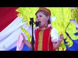 03 Гармонь моя (исп. Анна Ельмекеева)