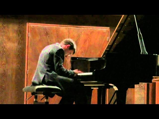 Alexander Kobrin: Beethoven - Piano Sonata No.7 in D major, Op.10 No.3 (movement 2)