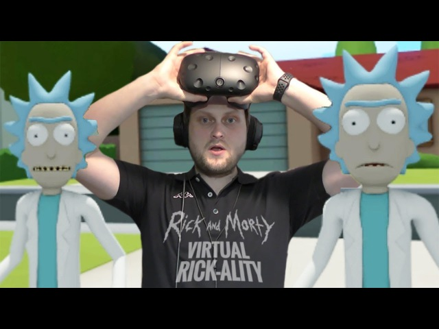 КЛОН, КОТОРЫЙ ВСЕХ СПАС ► Rick and Morty: Virtual Rick-ality 4