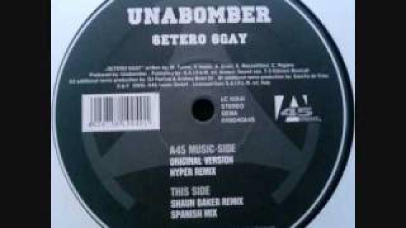 Unabomber 6etero 6gay