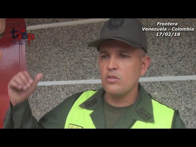 Vea la Frontera Colombo - Venezolana