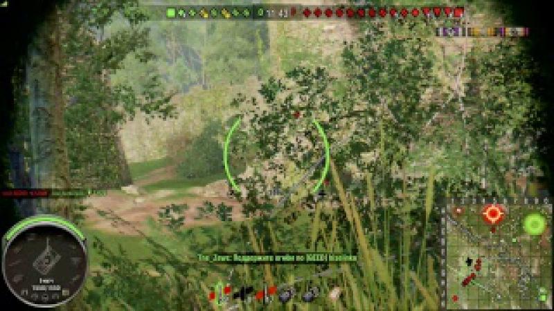 World Of Tanks PS4:х200 опыта. На пути к платине часть 10