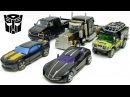 Трансформеры Черные Оптимус Прайм Бамблби Автоботы Машинки Роботы Игрушки