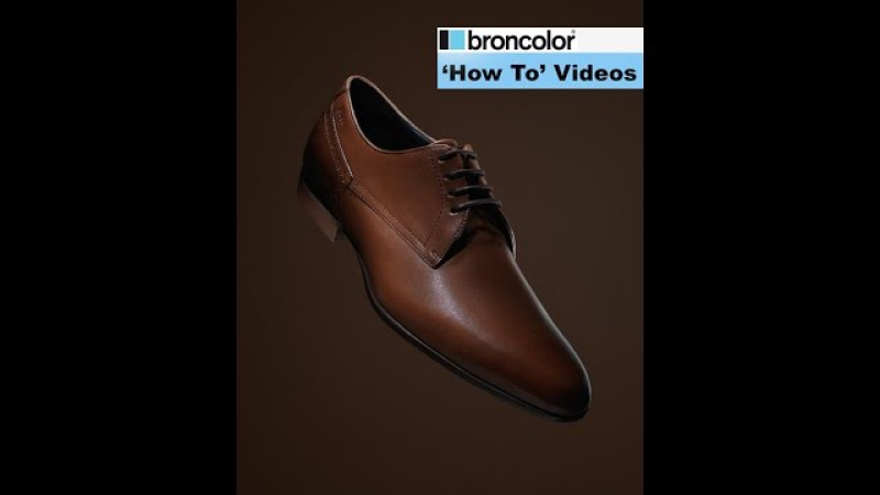 Broncolor How To - Part 11 Still Life Shoe