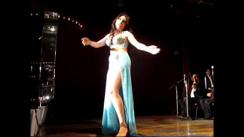 Dina, Siret el hob choreography, Semiramis 2017, الراقصة دينا