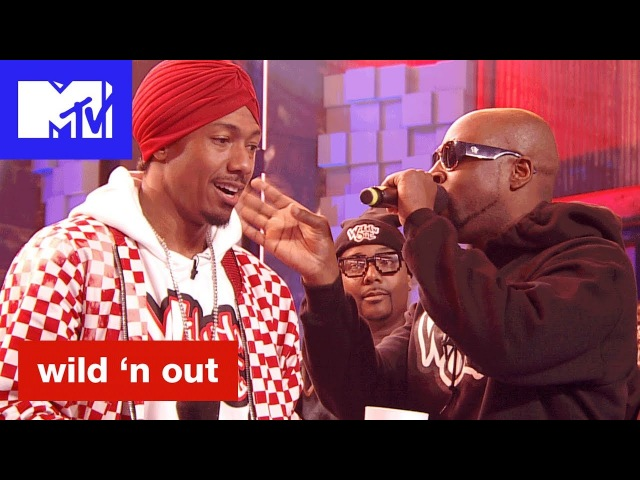 Wyclef Jean Isn't Gonna Let Nick Get Off That Easy | Wild 'N Out | Wildstyle