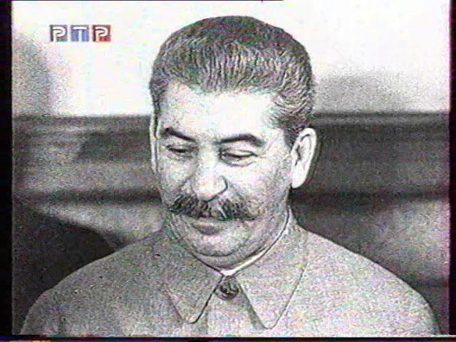 Монстр: Портрет Сталина кровью (РТР, 21.12.1998) Сталин и война