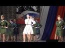 Хореографический коллектив Антре Танец Синий платочек Концерт С Днем защитника Отечества