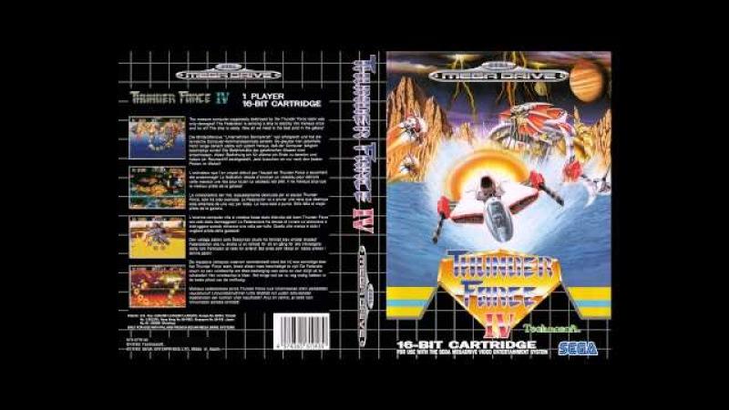 [SEGA Genesis Music] Thunder Force IV (Lightening Force) - Full Original Soundtrack OST