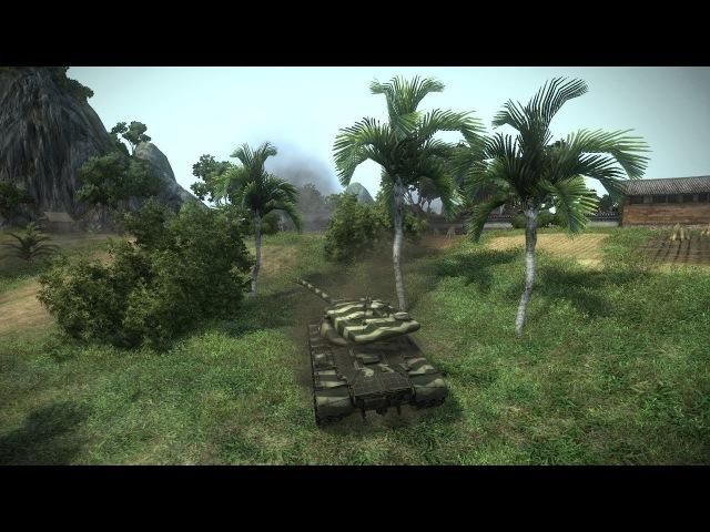 T57 Heavy Tank / Хребет Дракона / 10K урона и 6 фрагов