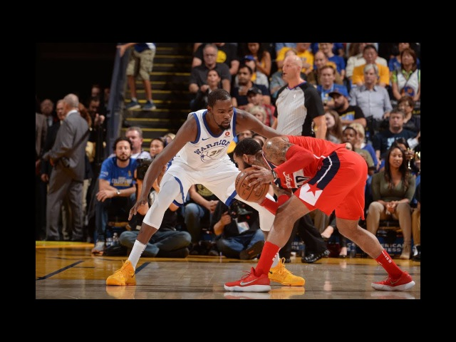 Kevin Durant's BEST Defensive Plays With Golden State Warriors