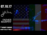 Jarboe (USA) + Father Murphy (IT) - Концерт в Санкт-Петербурге 07.10.2017
