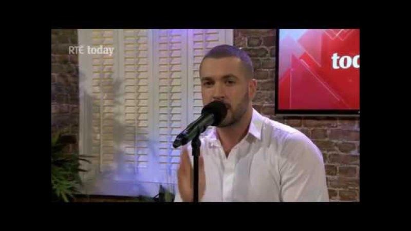 Shayne Ward Sings 'My Heart Would Take You Back' On RTÉs Today Show