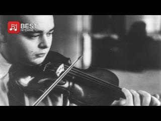 Michael Rabin plays Pablo de Sarasate - Zigeunerweisen 1959!
