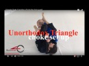 Triangle Choke Transition off Arm Bar from guard