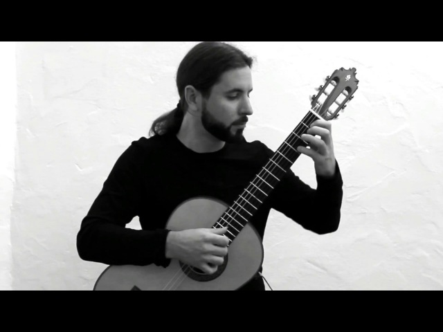 Henry Purcell Ground in c minor, guitar