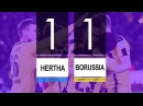 HERTHA 1-1 BORUSSIA | MATCH IN 60 SECOND | МАТЧ ЗА 60 СЕКУНД |SHORT SPORT