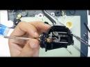 Shimano Stella 3000 Repair Olta makinesi Sökme Toplama Full Video