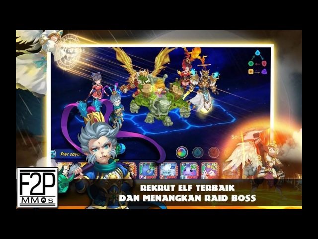 Tales of Dragoon Gameplay Android iOS