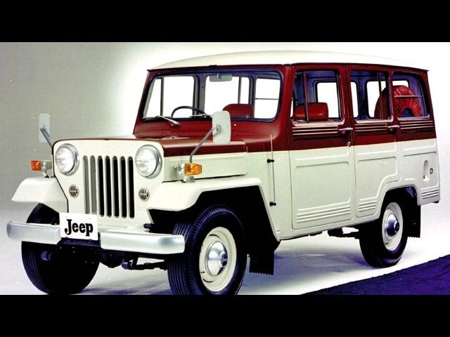 Mitsubishi Jeep Wagon J30 '08 1962–01 1983
