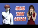 WENV DUET COVERS (FT. SEULGI AND DONI CONI) TAEHYUNG WENDY BTSVELVET
