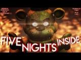 [FNAF SFM] Five Nights Inside by Rockit Gaming
