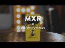 MXR Distortion Plus | Reverb Demo Video