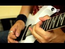 ESP Guitars: LTD M-1000 Ebony SW Demo by Silas Fernandes