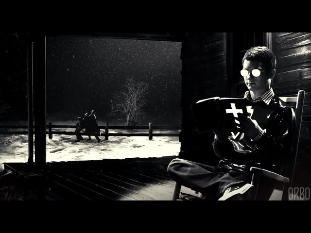 Rotten way to kill a man. But it's quiet... Hate yourself later (Sin City, 2005)