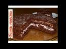 Постный шоколадно вишневый торт но никто не догадается